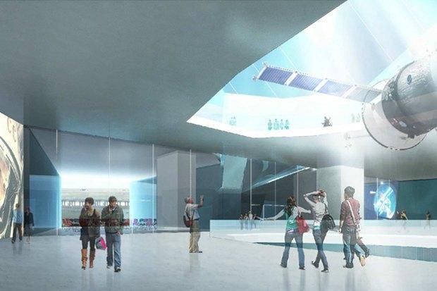 Совместный центр Политеха и МГУ построят по проекту Speech. Изображение № 3.