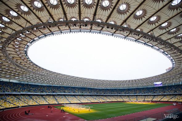 Фоторепортаж: «Олимпийский» изнутри. Зображення № 10.