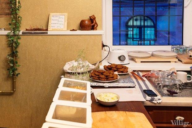 Все свои: Вегетарианское кафе в квартире на Думской. Изображение № 8.