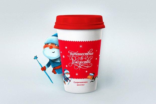 У рождественских ярмарок появился фирменный стиль и вирусный ролик. Изображение № 5.