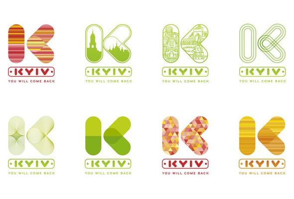 Первые варианты официального логотипа Киева появились в интернете. Зображення № 15.