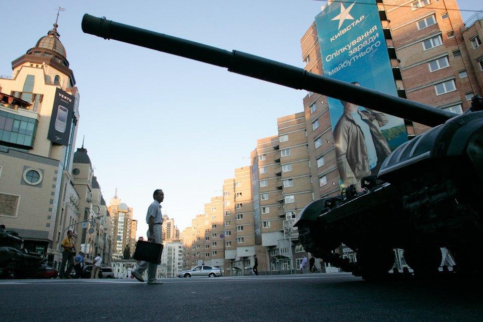 Камера наблюдения: Киев глазами Константина Черничкина. Изображение № 12.