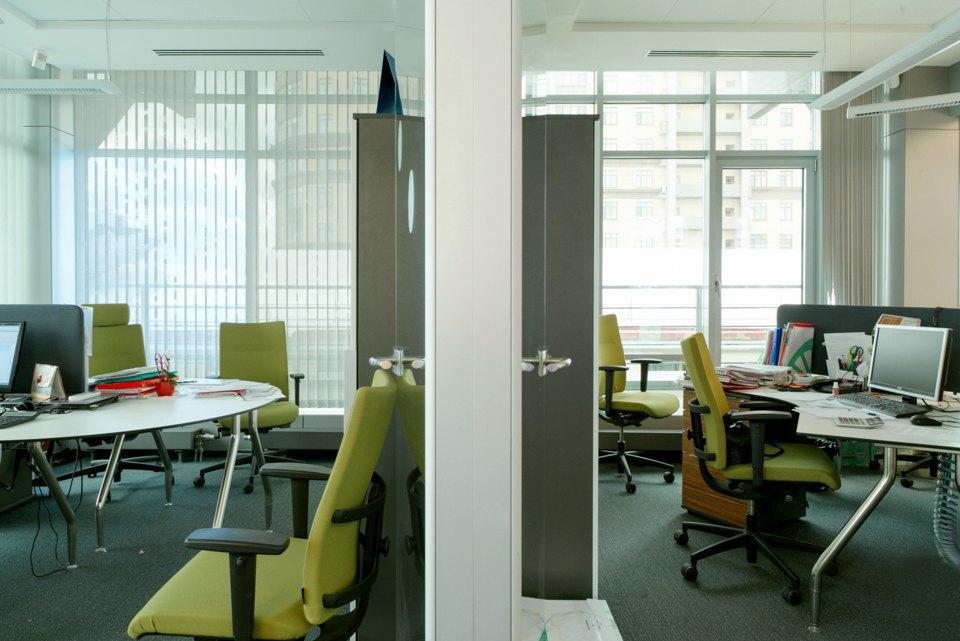 Офис логистической компании накрыше пентхауса. Изображение № 9.
