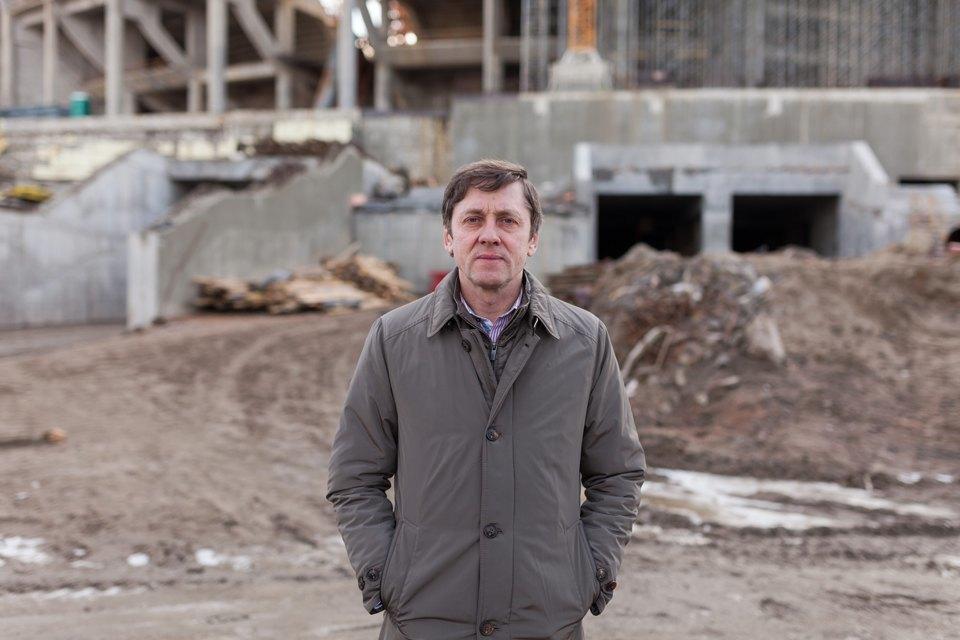 Кто строит cтадион «Зенит-Арена». Изображение № 5.