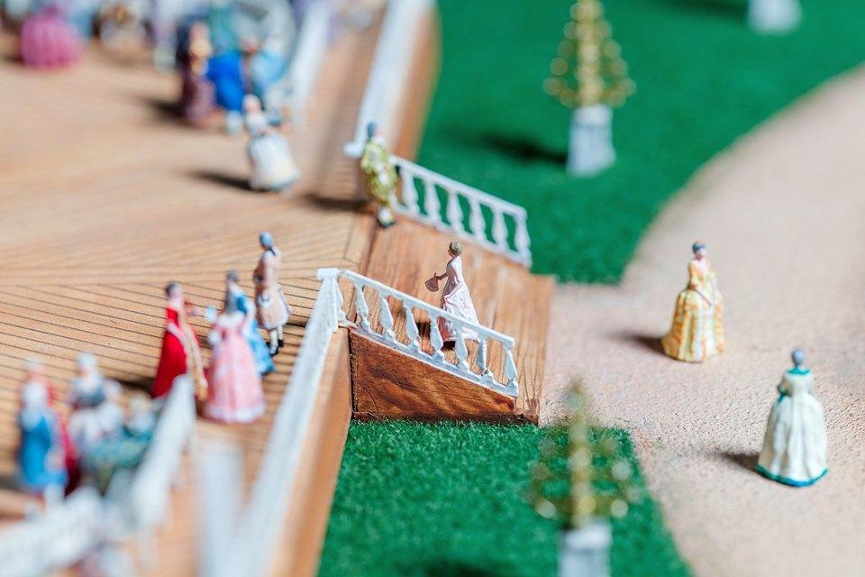 Как строят макет исторического Петербурга. Изображение № 2.