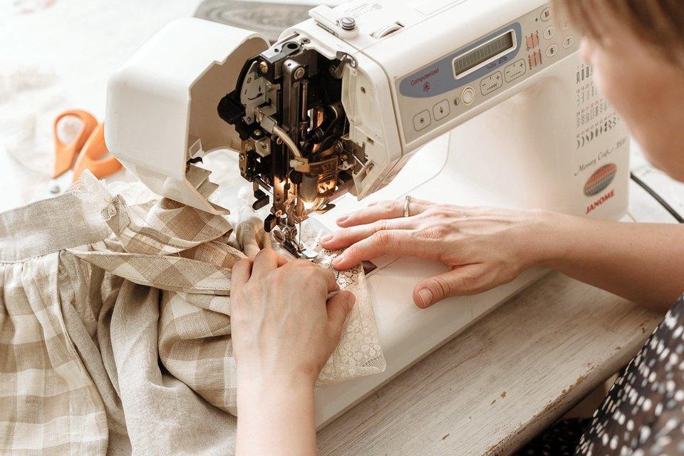 Как открыть производство фартуков ручной работы. Изображение № 4.