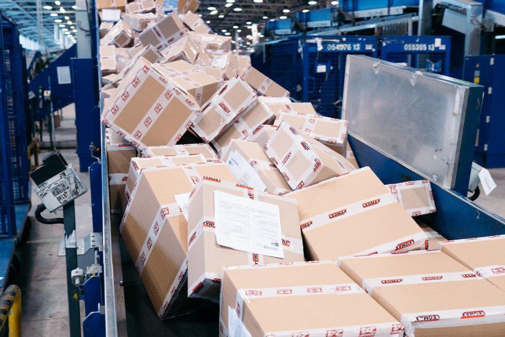 Как «Почта России» сортирует посылки иписьма. Изображение № 8.