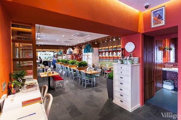 Новое место: Ресторан Italy Bottega. Изображение № 9.