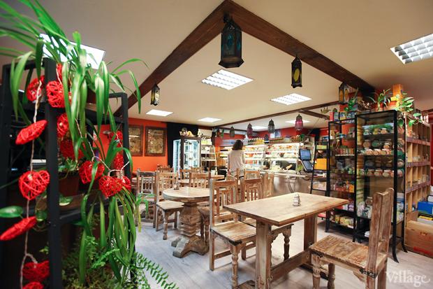 Вегетарианская Москва: 10 кафе, ресторанов исервисов доставки. Изображение № 56.