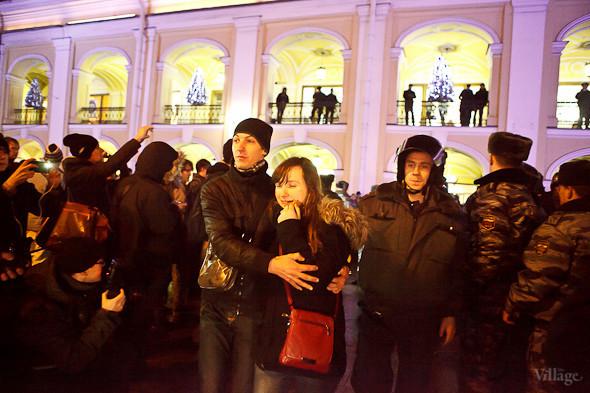 Хроника выборов: Нарушения, цифры и два стихийных митинга в Петербурге. Изображение № 45.