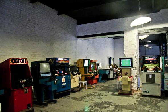 Музей советских игровых автоматов открылся на новом месте. Изображение № 2.