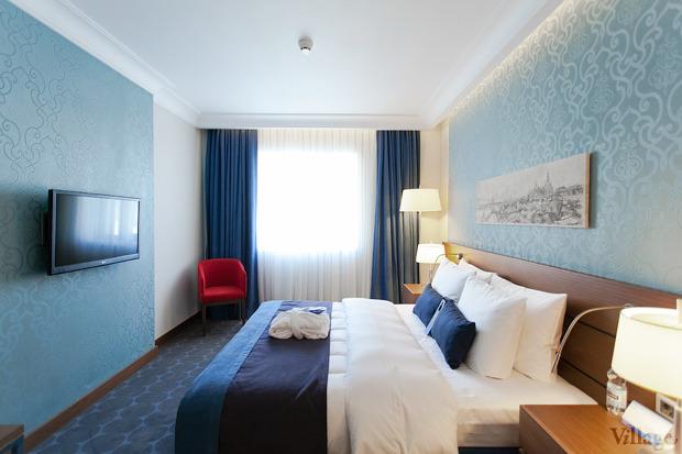 На Подоле открылся Radisson Blu Hotel. Зображення № 20.