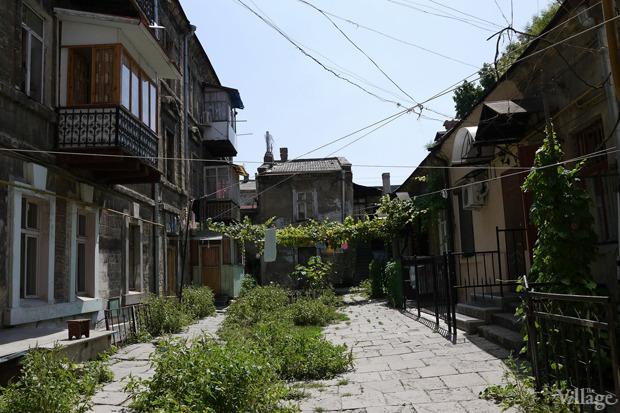 По ту сторону: Прогулка по одесским дворикам. Зображення № 42.