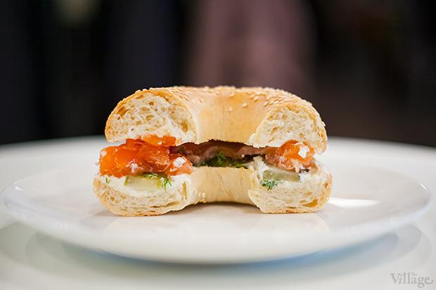 9 мест в центре с сэндвичами, бургерами и бейглами. Зображення № 5.