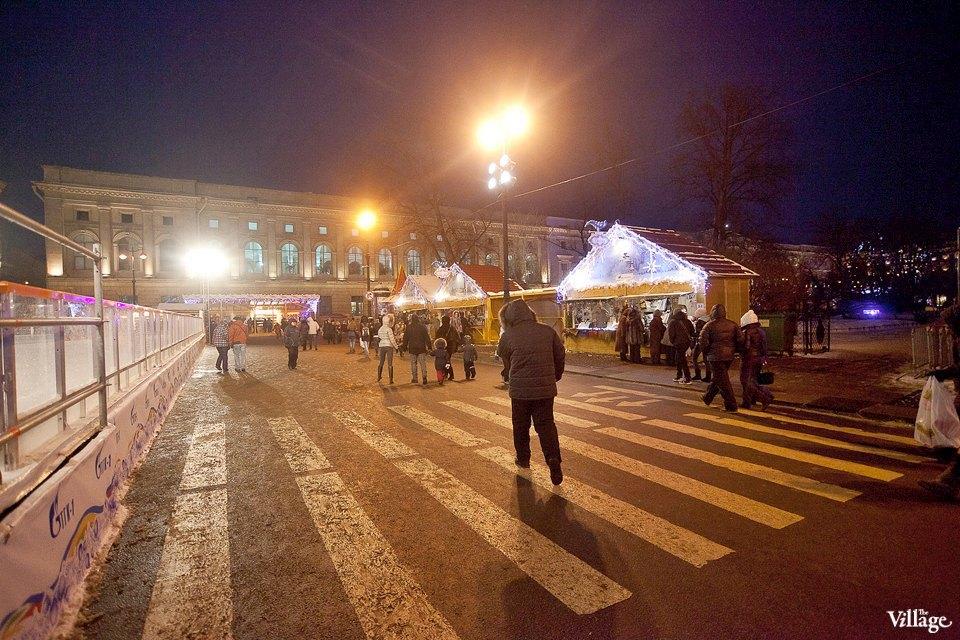 Люди в городе: Продавцы рождественской ярмарки на Островского. Изображение № 23.