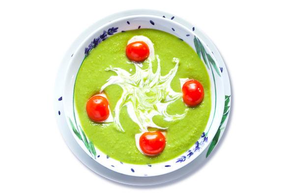 Сезонное меню: Холодные супы в ресторанах Петербурга. Изображение № 13.