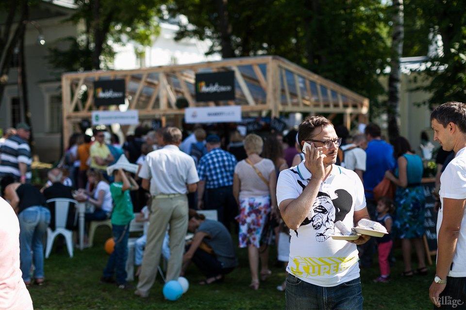 Люди в городе: Посетители фестиваля «О да! Еда!». Изображение № 11.