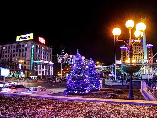 В декабре центр Киева украсят иллюминацией. Зображення № 6.