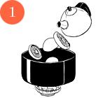 Рецепты шефов: Овощной спринг-ролл. Изображение № 4.