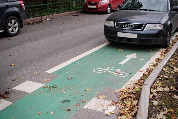 Итоги недели: Велодорожки в Москве. Изображение № 2.