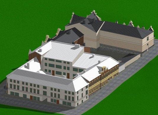 Визуализация разрушенного квартала. Изображение № 3.
