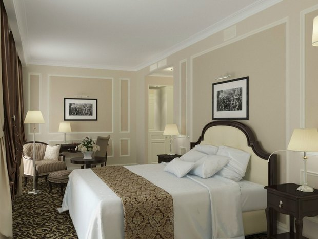 Эрмитаж обзавёлся собственной гостиницей. Изображение № 7.