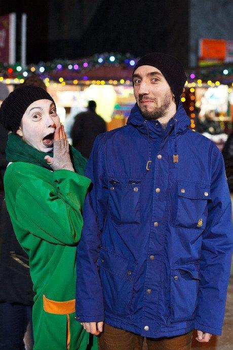 Люди в городе: Рождественская деревня ВВЦ. Изображение № 23.