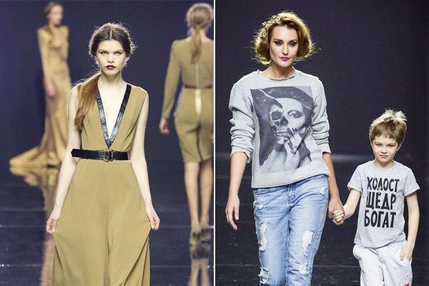 Что и требовалось показать: Как прошли московские недели моды. Изображение № 5.