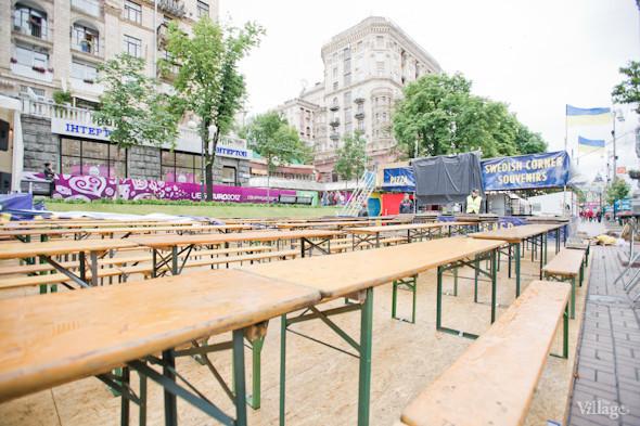 Фоторепортаж: Улица футбола — фан-зона на Крещатике. Зображення № 17.
