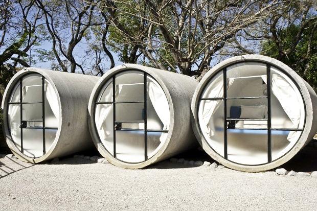 Идеи для города: Гостиницаизбетонныхтруб. Изображение № 6.