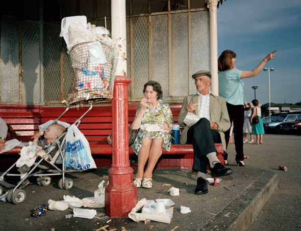 ©Martin Parr. From the series The Last Resort: Photographs of New Brighton. 1983-1985. Courtesy of Martin Parr / Magnum Photos. Изображение № 4.