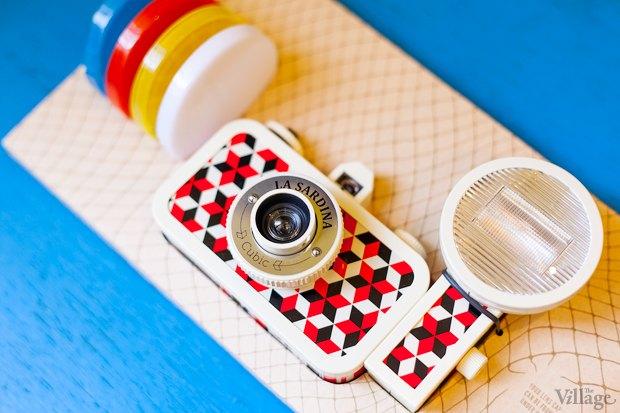 На полках: Магазин винтажных фотокамер Fotovramke. Зображення № 15.