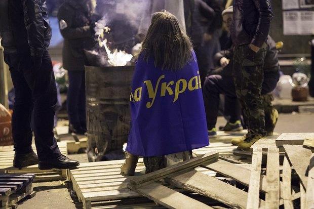 Работа со вспышкой: Фотографы — о съёмке на «Евромайдане». Изображение № 21.