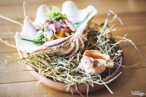 Тайский салат с телятиной и овощами — 95 грн.. Изображение № 49.