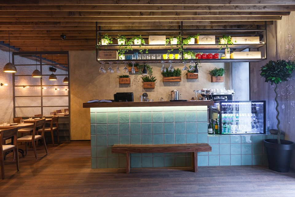 Ресторан «Можно» на Марата . Изображение № 11.