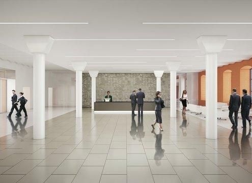 На фабрике «Большевик» откроют музей современного искусства. Изображение № 2.