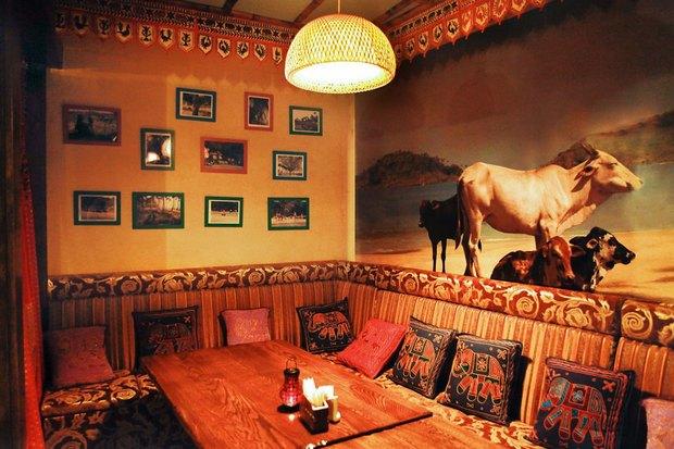 На канале Грибоедова открылся индийский ресторан Go Goa . Изображение № 2.