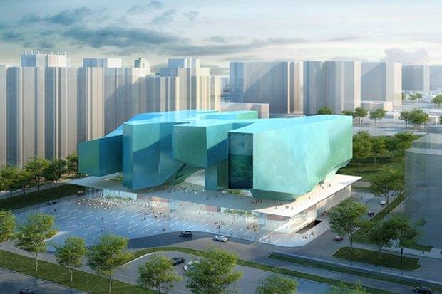 Представлены шесть проектов нового здания Политехнического музея. Изображение № 22.