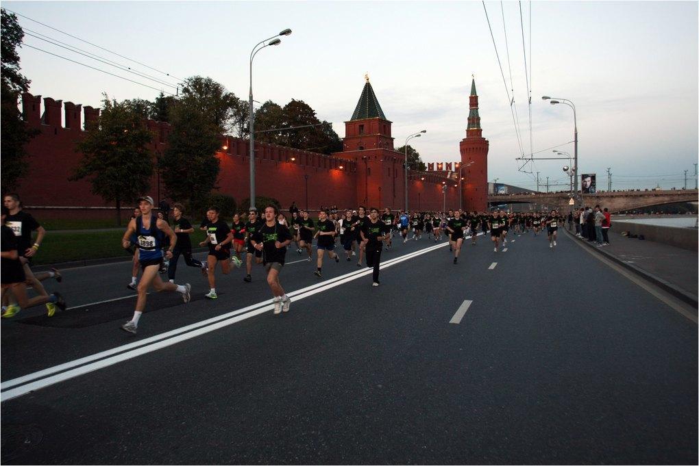 We Run Moscow 2010. Изображение № 6.