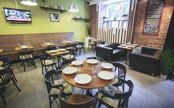 На Конногвардейском бульваре открылось кафе CoffeeTerria. Изображение № 1.