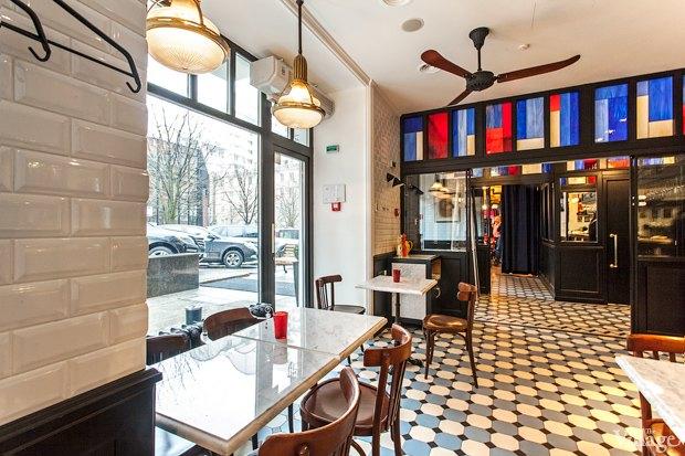 Новое место (Киев): Cafe Charlotte. Изображение № 10.