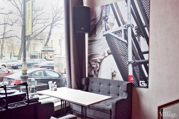 Новое место (Петербург): Geometria Café. Изображение № 7.