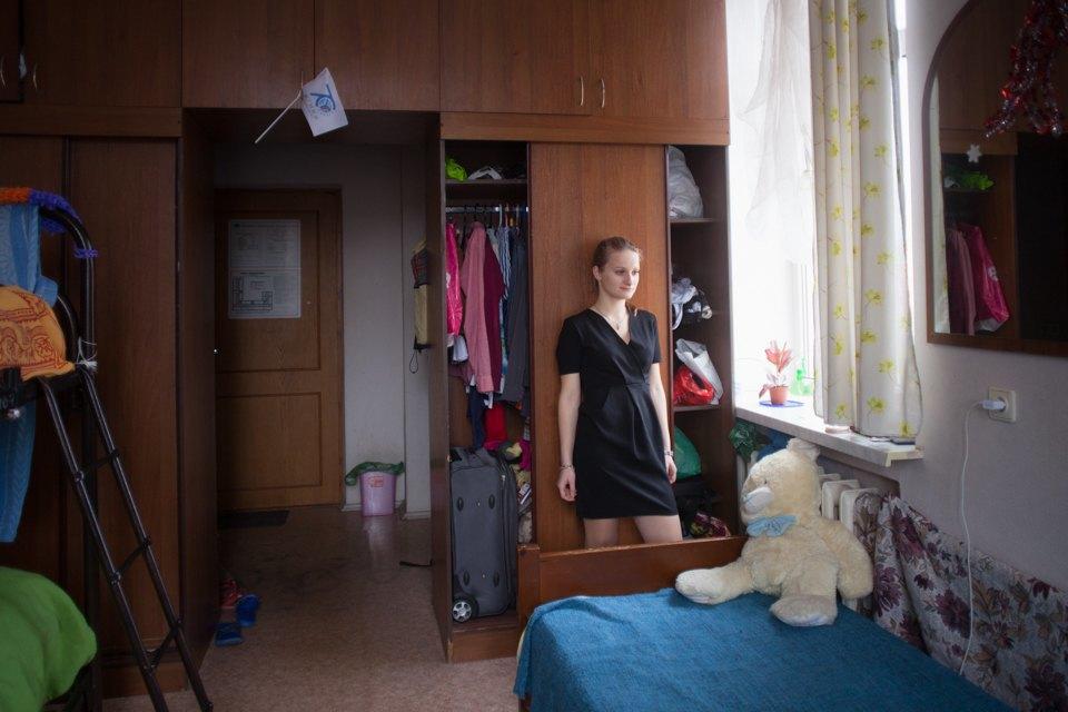 Фото студенток из общежитий фото 368-923