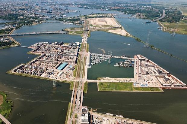 Идеи для города: Плавучие дома вАмстердаме. Изображение № 11.