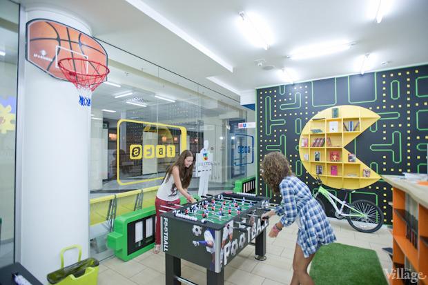 Новое место (Киев): Smart cafe BiblioTech. Зображення № 10.