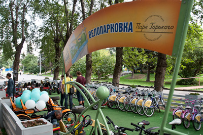 Городские байки: 10 велопрокатов в Москве. Изображение № 12.