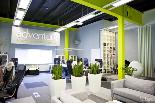 Офис недели (Москва): Adventum. Изображение № 7.