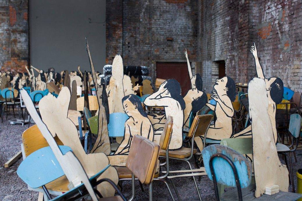 Что происходит с Музеем стрит-арта вновом сезоне. Изображение № 5.