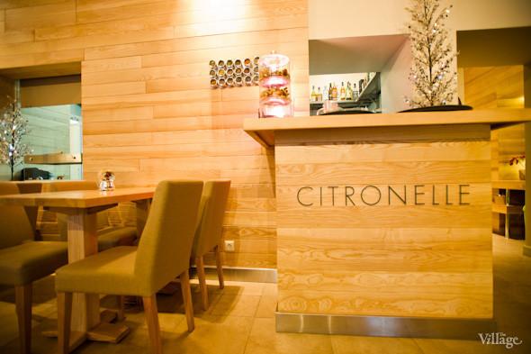 Новое место (Киев): Ресторан Citronelle. Изображение № 8.