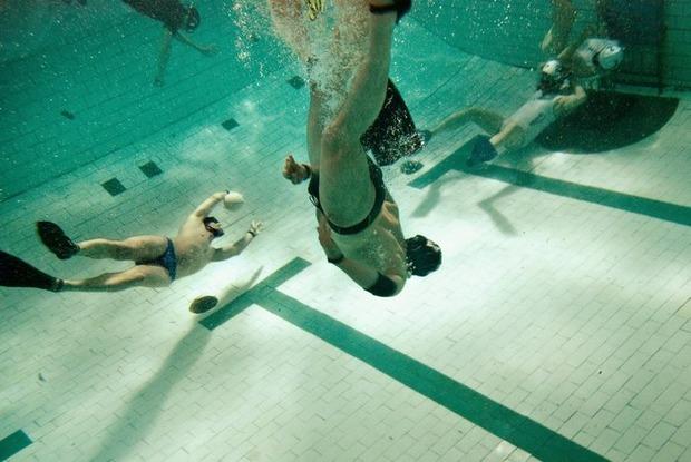 Странные игры: 5 нетрадиционных городских видов спорта. Изображение № 7.